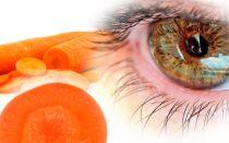 Витамин а (ретинол) для зрения – все о зрении