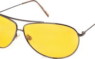 Поляризационные очки – все о зрении