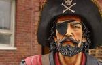 Правда ли, что все пираты одноглазые? – все о зрении