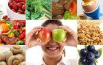 Листовые овощи защитят от слепоты – все о зрении